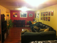 furnished Bonnie Doon area basement for 4 month rental