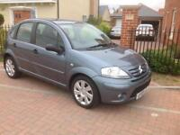 Citroen 2008 C3 1.6HDi 16v Exclusive Plus Exclusive+1 previous owner FSH.£30tax.
