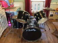 Nevada pro drum kit.