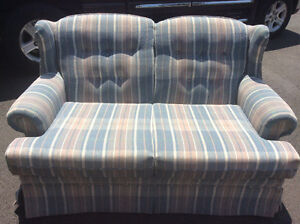 Couch and Loveseat - $200