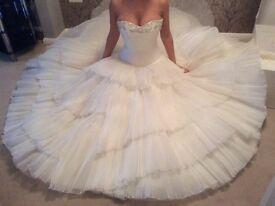 Maureen myring kesrerton wedding dress size 10