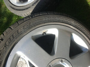 Audi TT rims with all season tires For Sale London Ontario image 4