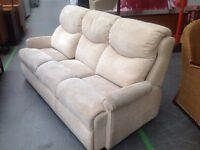 G plan sofa