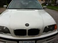 2001 BMW 325xi for parts