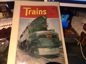 Trains Magazine 1946 April