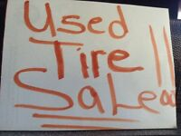 Used tires/rims