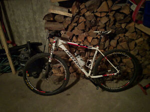 2014 Cannondale F-29er Lefty, with XT brakes (Used)