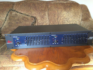 For Sale DBX 1215   15 Band(x2)Graphic Equalizer