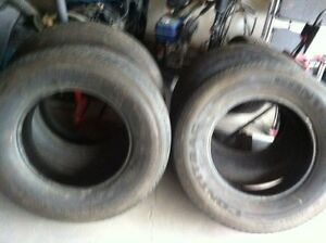 4 18inch truck tires