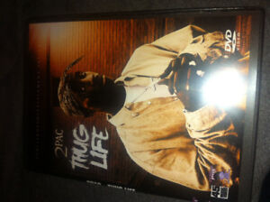 2pac tupac shakur ultimate videoclips  collection Dvd.
