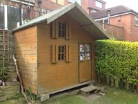 FREE play shed
