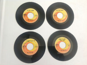 The Beatles 45's