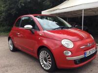 Fiat 500 SPORT 1.4 .........GREAT FIRST TIME CAR .....VERY GOOD ON FUEL