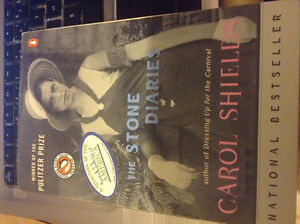Paperback: The Stone Diaries-by: Carol Shields