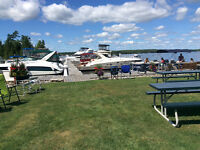 Interested in working on the lake at a marina all summer