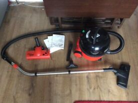 Henry Extra hoover