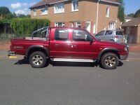 Mazda B2500 Turbo Diesel King Cab Pick Up Truck Low Miles same as Ford Ranger