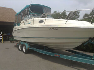 Rinker Cuddy w/Trailer ,Clean in Great Condition
