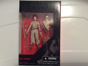 Star Wars Rey (Jakku) 3.75 inch figure