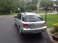 2004 Subaru Impreza TS Automatique tres propre