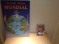 Grand Atlas pour enfants