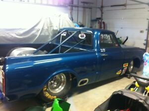 72 Chevy race truck