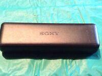 Sony Xplod CD car stereo