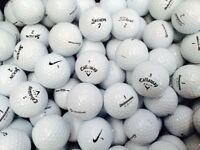 All Top Brand Golf Balls ( Bag of 50 Mixed Quality Balls ) over 400 available