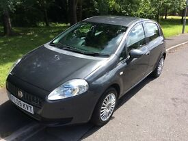 2009 Fiat Punto 1.3 Diesel-£30 tax-may 2018 mot-great economy-great value