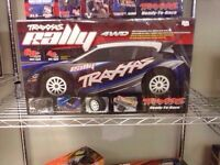 TRAXXAS RALLY 4WD NOW ONLY $500 CASH INSTEAD OF $550 PLUS TAX