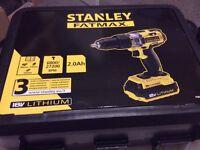 Stanley fat max drill