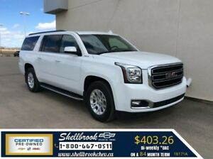2016 GMC Yukon XL SLT-DVD,NAV,SUNROOF - $403.26 BW!