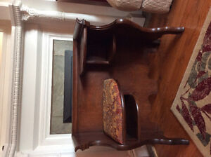 1920's Antique Telephone Table