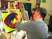 Sudbury's First Social Painting Parties!