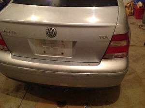 2005 Volkswagen Jetta Sedan Parting