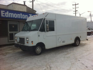 2004 FORD E-450 UTILIMASTER 16FT STEP VAN