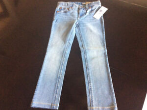 NWT - Girl's Ralph Lauren Jeans (size 4T) **sold ppu L**