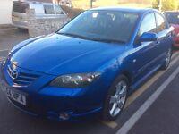 Mazda 3 sport 2 ltr petrol