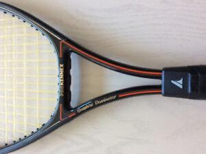 Tennis Racquet - Pro Kennex Graphite Dominator - Like New