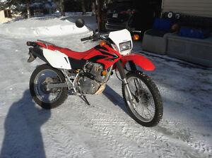honda CRF 230L