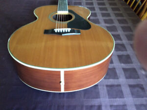 GUITARE ACOUSTIQUE YAMAHA COUNTRY JUMBO JAPAN 10/10