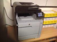 HP colour laserjet pro m476dw