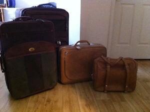 Deux valise de marque Samsonite