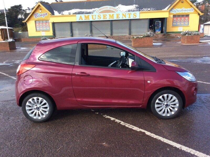 Ford Ka Zetec   Petrol Stop Start Warranty Included Finance Available