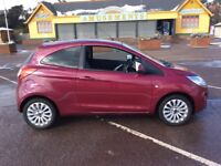 FORD KA ZETEC 1.2 PETROL STOP START (warranty included , finance available)
