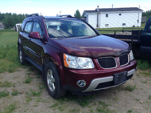 2007 Pontiac Torrent Familiale