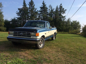 1988 Ford F-150 Project