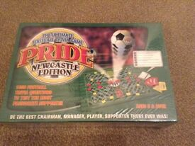 BRAND NEW & SEALED Newcastle United The Ultimate Trivia Pride Game
