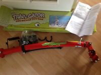 TRAIL-GATOR THE BICYCLE TOW BAR IN EXCELLENT CONDITION