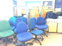 Large selection of office furniture